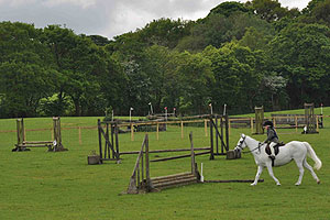 At Charity farm we aim to provide one of the best days out you can have with your  horse. Set in splendid open countryside at Charity farm you can enjoy our farm rides and cross-country course. We also have livery facilities.